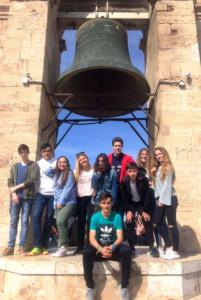 Alumnes de 3r ESO a València