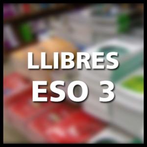Llibres ESO 3