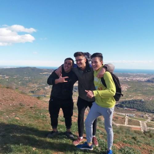 CBSAA-1819 Subida al Pico de la Peña (3)